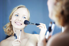 Make-up Stockfoto