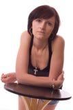 Junge Frauen lizenzfreie stockfotos