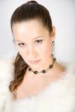 Junge Frauen der Schönheit Stockfotos