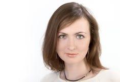 Junge Frauen-Portrait Lizenzfreie Stockfotografie