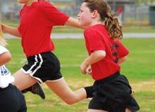 Junge Fußballspieler Stockfotos