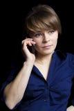 Junge Geschäftsfrau Lizenzfreie Stockfotografie