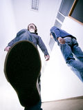 Junge Geschäftsleute Lizenzfreie Stockbilder