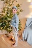 Junge in Kostüm kleinem Prinzen Lizenzfreie Stockfotos
