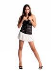 Junge Latina-Frau Stockbilder
