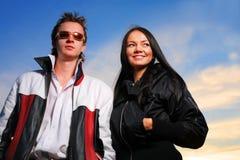 Junge Leute Lizenzfreie Stockbilder