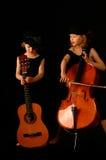 Junge Musiker Stockfotografie