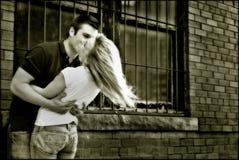 Junge Paare 1 Stockfotos