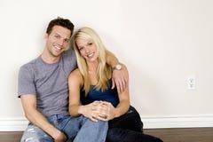 Junge Paare stockfotografie