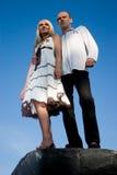 Junge Paare. Stockbilder