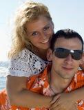 Junge Paare. Stockbild