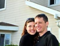 Junge Paare lizenzfreies stockbild
