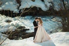 Junge Paare in der Liebe Lizenzfreie Stockfotos