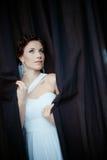 Junge schöne Braut Stockfotos