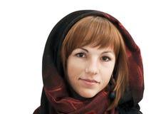 Junge schöne Frau Lizenzfreie Stockbilder