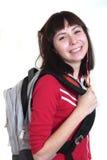 Junge Sportfrau Stockbilder