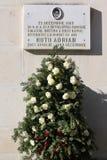 Junge starben in der rumänischen Revolution Lizenzfreie Stockbilder