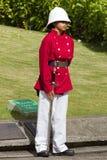 Jungen-Soldat Lizenzfreie Stockfotografie
