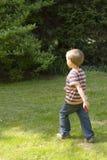 Jungen-Spielen Lizenzfreie Stockfotografie