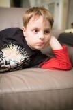 Jungenporträt Lizenzfreie Stockfotografie