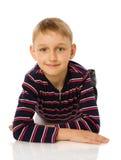 Jungenportrait Lizenzfreie Stockbilder