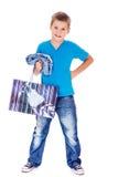 Junger Abnehmer stockbilder