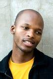 Junger afrikanischer Mann Lizenzfreies Stockfoto