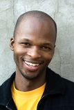 Junger afrikanischer Mann Lizenzfreies Stockbild