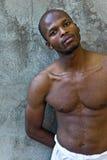 Junger Afroamerikaner Stockbilder