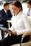 Junger Angestellter Lizenzfreie Stockbilder