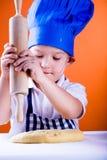 Junger Bäcker Lizenzfreie Stockfotografie