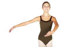 Junger Ballett-Tänzer Stockfotografie