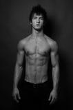 Junger Bodybuilder Lizenzfreie Stockfotografie