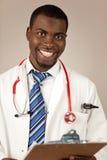 Junger Doktor stockfotos