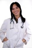 Junger Doktor Stockbild