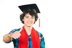 Junger Kursteilnehmer Lizenzfreie Stockbilder