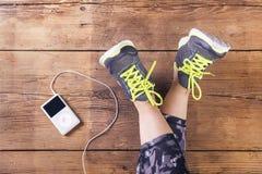 Junger Läufer Stockfotos