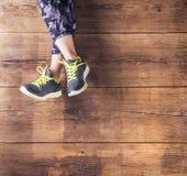 Junger Läufer Stockfoto