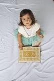 Junger Leser 2 lizenzfreie stockbilder
