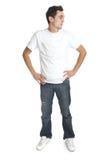 Junger Mann Stockfoto