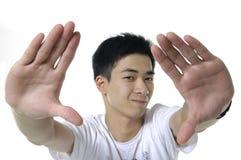 Junger Mann Lizenzfreie Stockfotografie