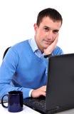 Junger Mann Lizenzfreies Stockfoto