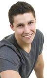 Junger Mann lizenzfreie stockbilder