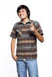 Junger Mann des Unternehmers Lizenzfreie Stockfotos