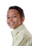 Junger Mann-Lächeln Lizenzfreies Stockbild