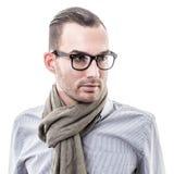Junger Mann-Portrait Lizenzfreies Stockfoto