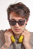Junger Mann-Portrait Lizenzfreie Stockfotografie