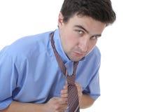 Junger Mann und Gleichheit Lizenzfreie Stockbilder