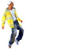 Junger Michael Jackson lizenzfreie stockbilder