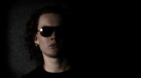 Junger Musiker Lizenzfreies Stockfoto